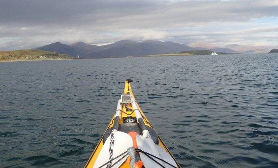 Port Appin towards Shuna Island