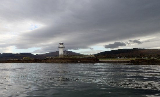 Sgeir Bhuide Lighthouse