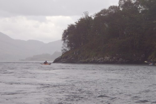 2011-09-23/24 WWPF Cop out – My First Sea Kayak Experience