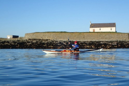 St. Cwyfan's – The Church in the Sea