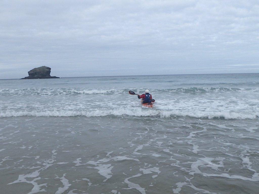 Taking turns to surf