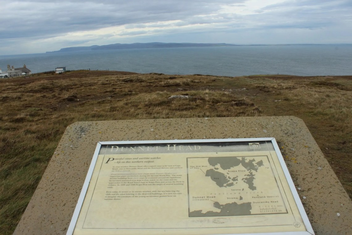 Dunnet Head - north