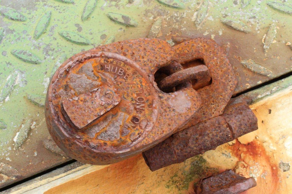 Key corrosion