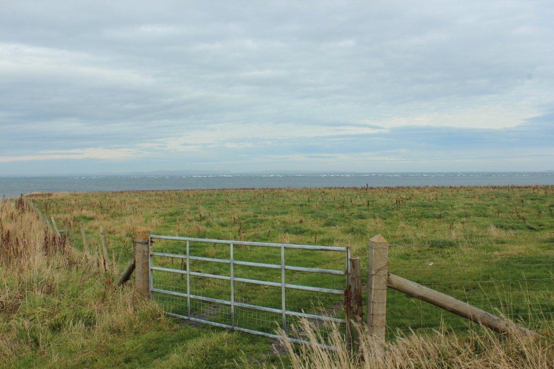 The Pentland Firth tide race