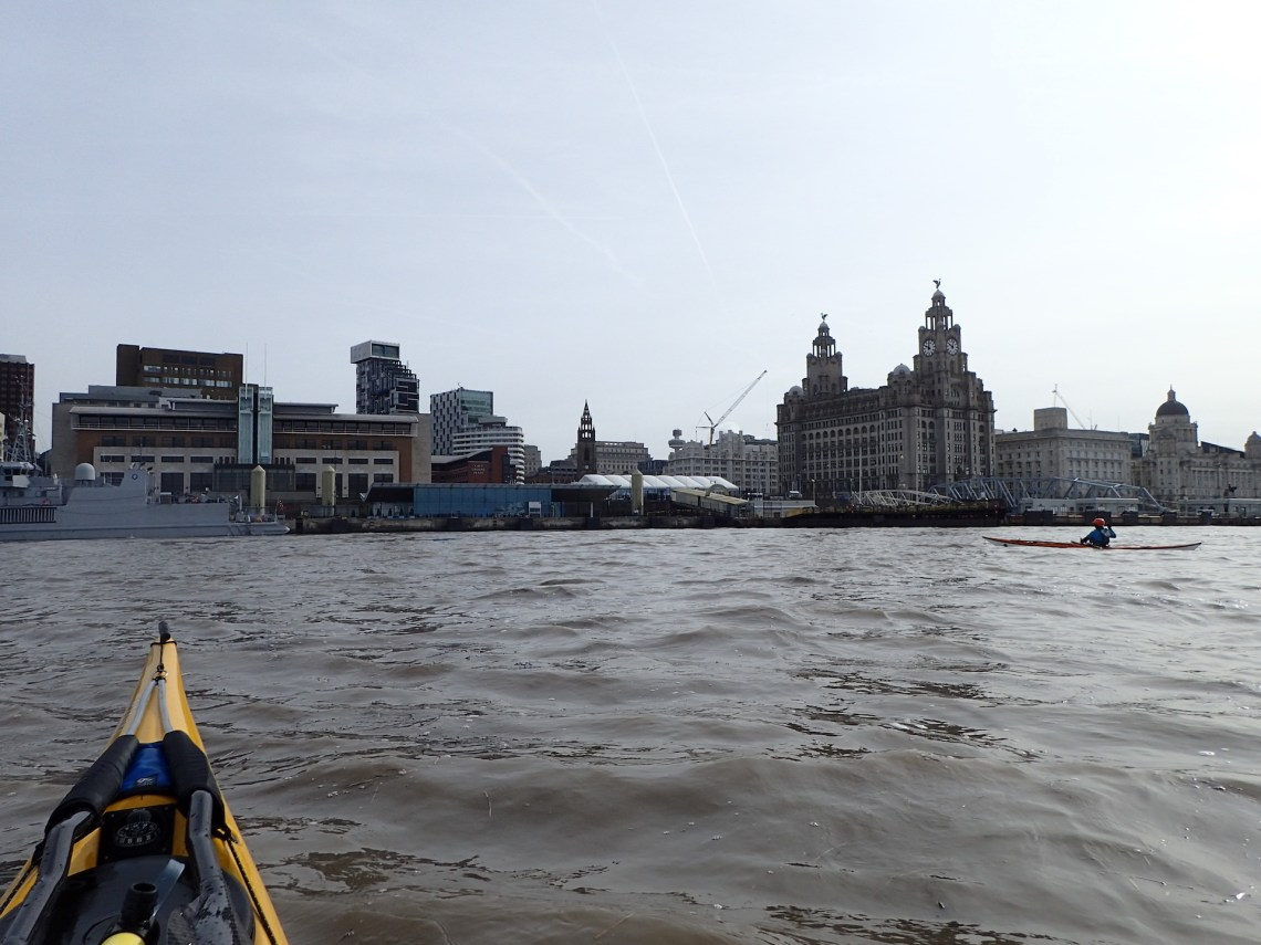 Ferrying across the Mersey