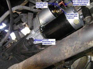 Saturn Sl Starter Relay Location Pictures to Pin on
