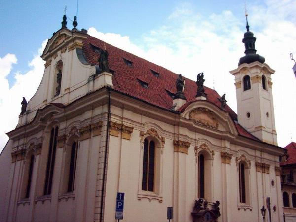 The Church of St. Simon and St. Jude