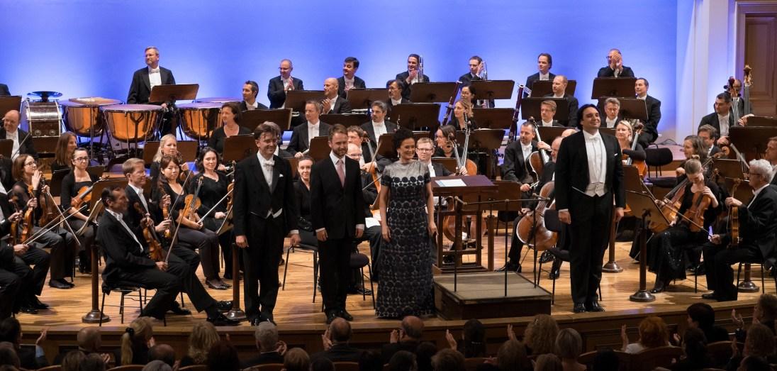 Dvořák Te Deum with Tomáš Netopil, Adam Plachetka @Wiener Konzerthaus and Rudolfinum