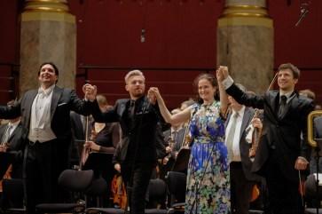 Dvořák Die Geisterbraut with Pavol Brešlík and Adam Plachetka @Wiener Konzerthaus