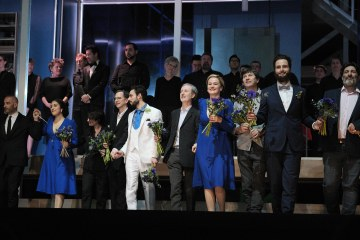 Final curtain call Le nozze di Figaro, photo:Jan Houda
