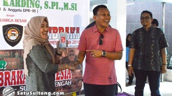 Silaturahmi Dan Buka Bersama H. Kadir Karding, S.Pi, M.Si Beserta Kel. Besar PPI Sulawesi Tengah