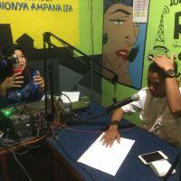 BNNK Touna Talkshow Bersama Calon Relawan Anti  Narkoba Sekolah Lewat Radio Gandaria