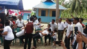 Keluarga Besar Polres Touna Menggelar Family Gathering Guna Pererat Silahturahmi