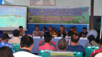 Forum KUB Sivia Patuju Penunjang Sumber Daya Manusia di Sektor Perikanan Touna