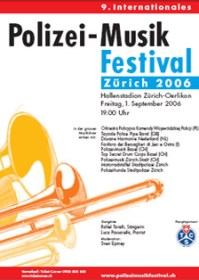 Internationales Polizei-Musik Festival 2006