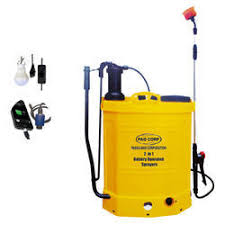 Pressure Pump Sprayer