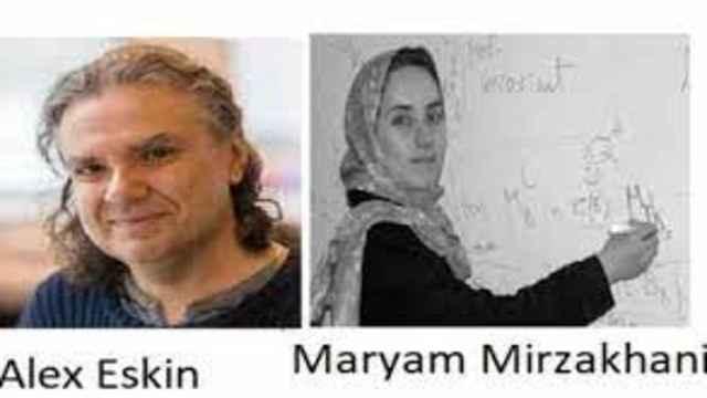 Mathematician won Breakthrough Prize