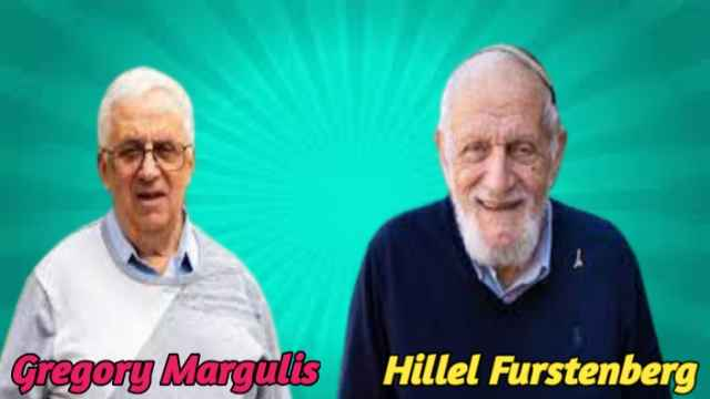Abel Prize was given two mathematician,Gregory Margulis and Hillel Furstenberg