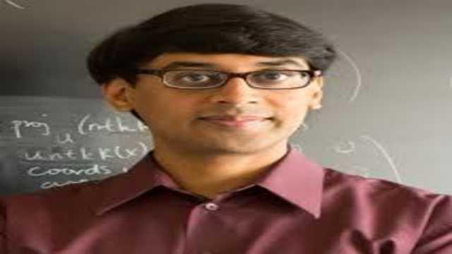 Award to Indian origin's mathematicians, Manjul Bhargava