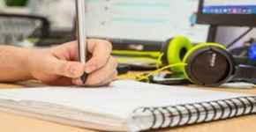 Technology tips for taking online exam