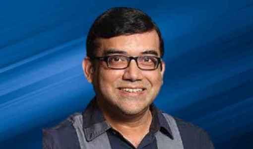 Mathematician Ritabrata Munshi