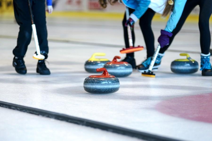 Curling Gummibesen