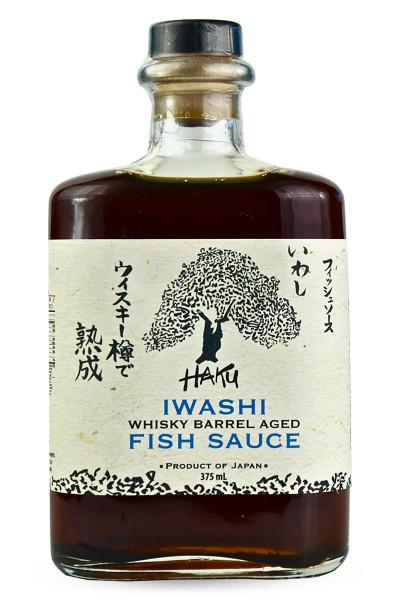 sauce haku japonaise iwashi fish