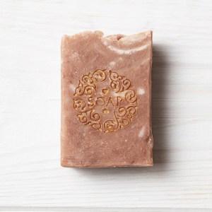 סבון טבעי לכל סוגי העור חימר אדום