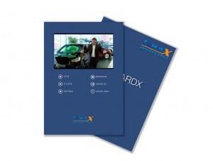 video brochures costs