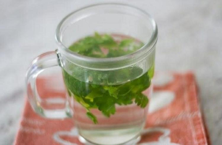 Campo Belo On-line ch%C3%A1-de-salsa- Os 10 Benefícios do Chá de Salsa Para Saúde