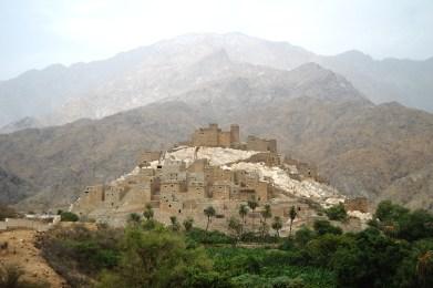 Zee Al-Ayn historical village