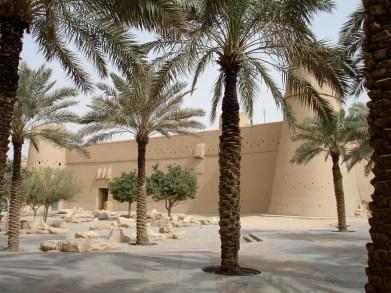 Al-Masmak Fortress, Riyadh (photo: Andy Conder)