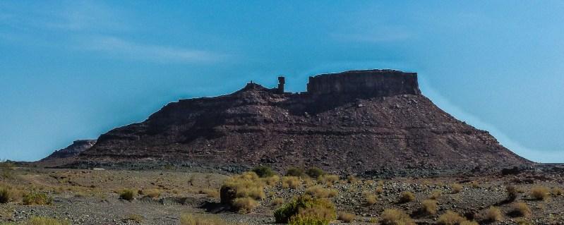 Creative natural rock shapes at Jibal 'Amayir in Madinah Province (photo: Florent Egal)