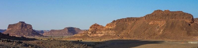 Jibal 'Amayir in Madinah Province (photo: Florent Egal)