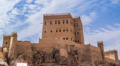 Al-Aan Palace (photo: Florent Egal)