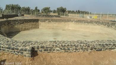 Main water cistern (photo: Florent Egal)