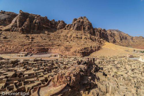 Heritage village of Al-Ula (photo: Florent Egal)