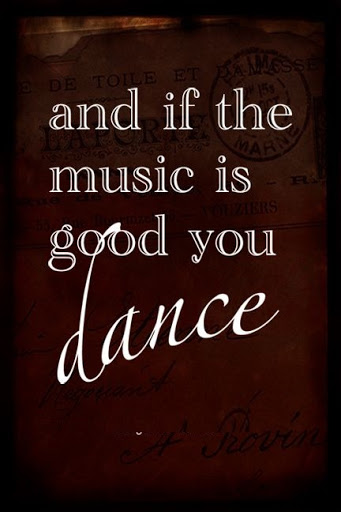 Top 50 Dance Quotes and Sayings