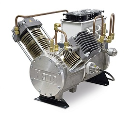 Mercure - Haug Compressor