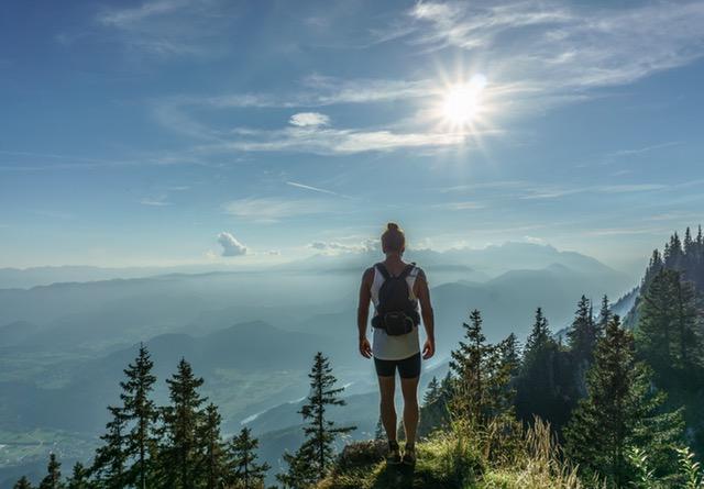 developing self confidence through activity