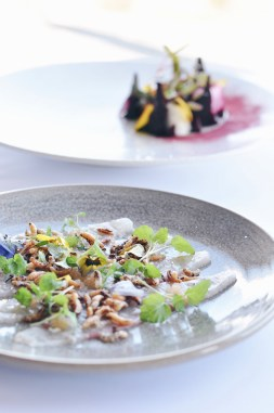 Spring Menu at Sault Restaurant Daylesford