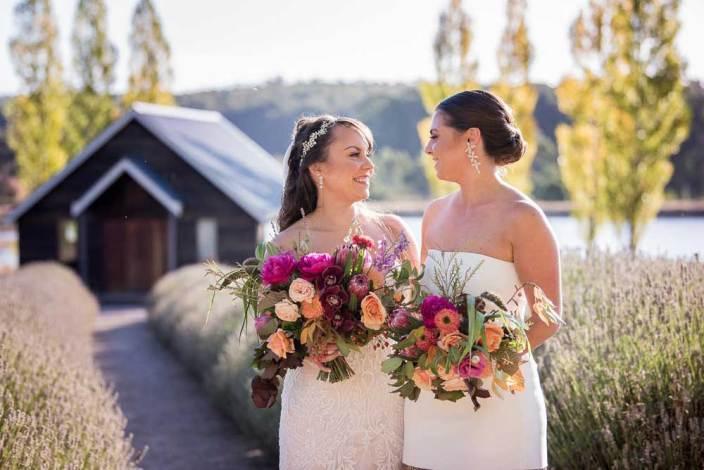 Weddings at Sault Restaurant Daylesford
