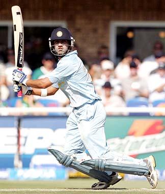 Gautam Gambhir Scored 75 Runs