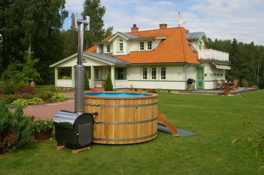 Wooden Hot Tub Ordering   Wooden Hot Tubs and Barrel Saunas You can buy a wood fired hot tub through our online store or send a request  by e mail
