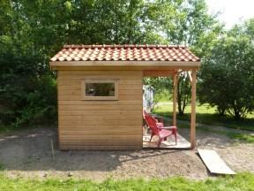 Sauna in de zon