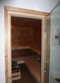 Inkijkje in de sauna