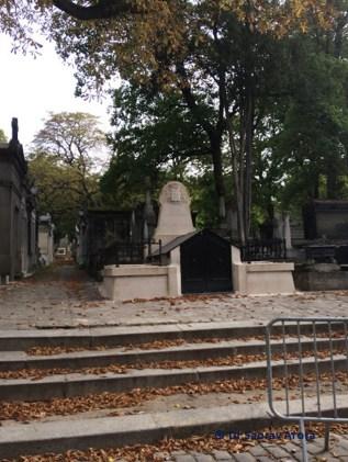 Hahmemann Cemetery Paris