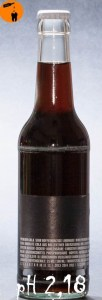 Premium Cola pH Wert 2,18