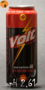 Volt Cola - pH 2,61