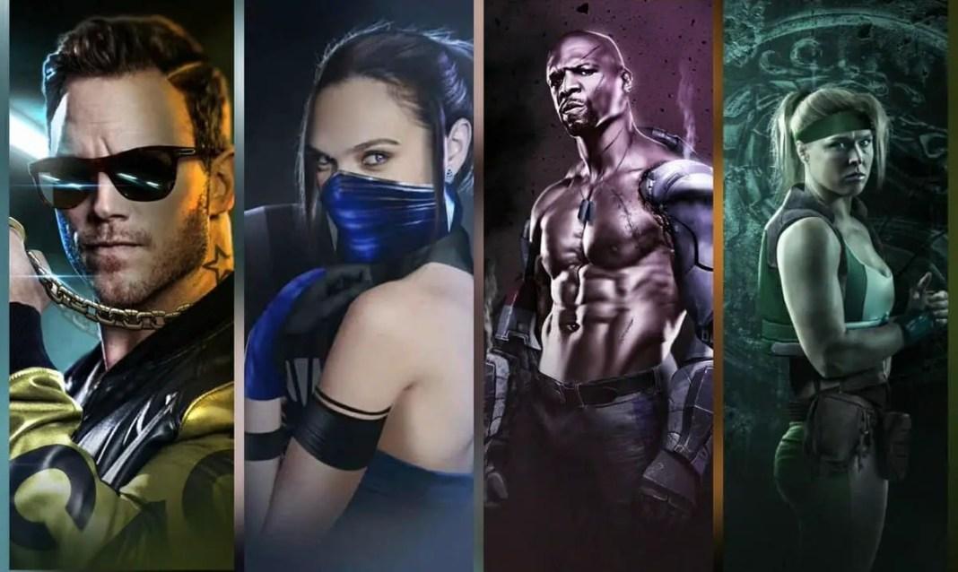 Mortal Kombat Reboot Cast | Sausage Roll